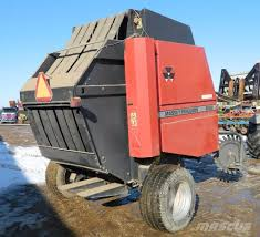 used massey ferguson 828 round balers price 7 772 for sale