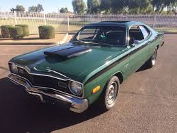 dodge dart plymouth 1974 dodge dart sport dodge version of plymouth duster for sale