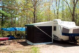 Best Way To Clean Rv Awning How To Clean A Camper Canopy