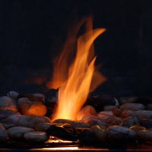 Gel Fuel Tabletop Fireplace by Diy Fire Pit Tutorial Use Fireplace Gel Fuel Cans Or Tiki Torch