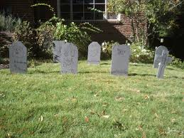 halloween graveyard decorations decorations diy halloween
