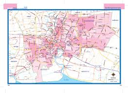 Map Scales Www Mappi Net Maps Of Cities Bangkok
