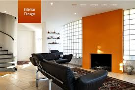 Interior Design Themes Free Interior Design Website Templates Monsterpost