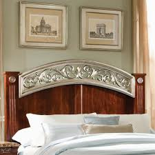 creative headboards with amazing wooden headboard with elegant