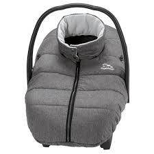 amazon com peg perego primo viaggio igloo cover light grey baby