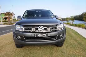 vw ute volkswagen amarok bi xenon headlights led ultimate left right vw