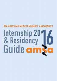amsa u0027s 2016 internship u0026 residency guide by the australian medical