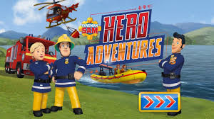 kidscreen fireman sam hero adventures