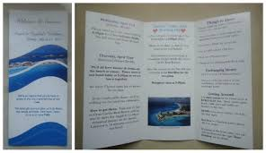 destination wedding itinerary template creative destination wedding ideas destination wedding details