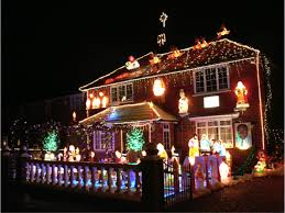 2 story christmas lights a fairytale from new addington les back case stories