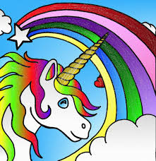 unicorn coloring pages for kids by rebelheart1979 on deviantart