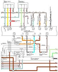 jeep electrical wiring schematic 2007 jeep rear suspension