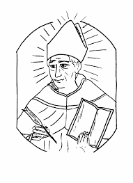 saint coloring page some saints of november coloring pages city wife country life