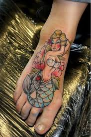 90 righteous vs evil mermaid tattoo ideas for your wild side