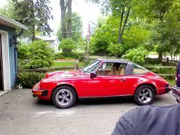 1981 porsche 911 sc for sale 1981 porsche 911 sc targa 19995 baltimore groosh s garage