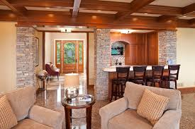 Interior Home Columns Column Interior Design Living Room Traditional With Ceiling
