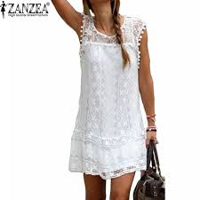 2016 womens summer casual sleeveless evening party beach