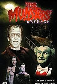 imagenes de la familia herman monster the munsters revenge tv movie 1981 imdb