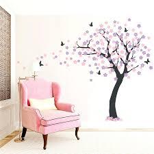 Large Nursery Wall Decals Large Nursery Wall Decals Beautiful Large Windy Tree Wall Decal