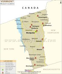 usa map vt list of museums in vermont vermont museums map