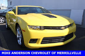 camaro coupe 2015 certified pre owned 2015 chevrolet camaro ss 2d coupe in