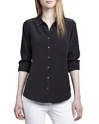 black button blouse equipment brett button up blouse black where to buy how to wear
