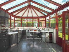 cuisine sous veranda cuisines des extensions à vivre kitchens verandas and lofts