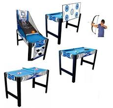 triumph 4 in 1 game table 3 in 1 multi game tables table hockey planet