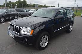 used 2007 jeep grand cherokee v6 crd limited 3 0 diesel automatic