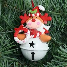 reindeer jingle bell ornament home accessories furniture