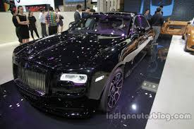 roll royce 2016 rolls royce ghost black badge auto china 2016
