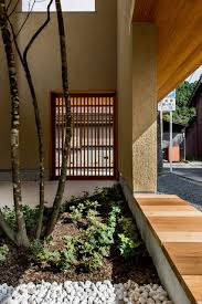 Col House Hearth Architects Designs Japanese House With Indoor Garden