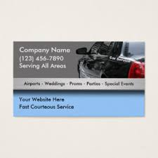 Car Name Card Design Taxi Cab Business Cards U0026 Templates Zazzle