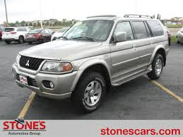 gold mitsubishi montero for sale used cars on buysellsearch