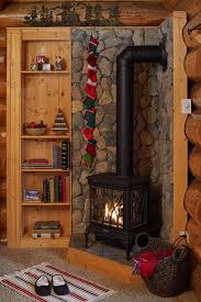 Converting A Wood Fireplace To Gas by Best 25 Wood Stove Decor Ideas On Pinterest Wood Burner Stove