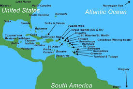 grenada location on world map st croix world map major tourist attractions maps