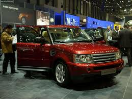 expensive range rover land rover range rover sport diesel 2006 pictures information