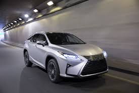 lexus crossover 2016 lexus rx rack and opinion