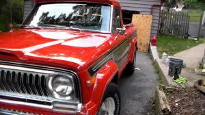 jeep truck 1980 76 u0027 jeep j10 honcho pickup truck youtube