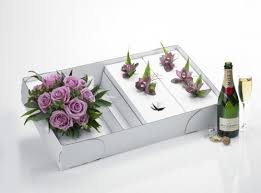 wedding flowers delivery wedding floral packaging flower box designs