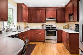 are brown kitchen cabinets still in style why shaker style kitchen cabinets never go out of style