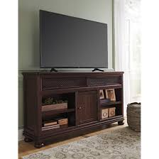 Solid Pine Furniture Solid Pine Extra Large Tv Stand With Wire Mesh Sliding Doors By