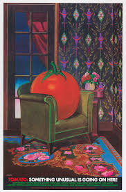 Giant Armchair Let U0027s Talk About The Tomato In The Roomcooper Hewitt Smithsonian