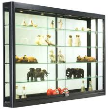 Glass Shelves For Medicine Cabinet Glass Shelf Supports For Curio Cabinet Wall Mounted Display