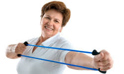 Chair Resistance Band Exercises 5 Resistance Band Exercises For Seniors Howstuffworks