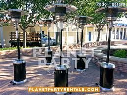 Patio Heaters For Rent by Outdoor Patio Heaters