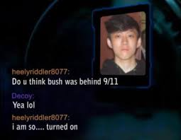 To Catch A Predator Meme - catch a predator 9 11 turn on september 11th 2001 attacks