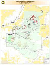 Wildfire Map Utah by Brian Head Fire Crests 70 000 Acres As Crews Begin Rehabilitation