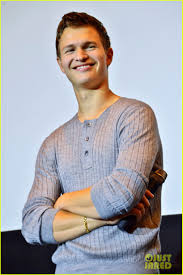 ansel elgort ansel elgort says u0027tokyo is my heaven u0027 during trip to japan