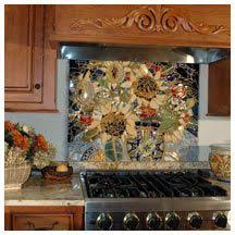 kitchen mosaic backsplash ideas 122 best mosaic countertops diy images on backsplash